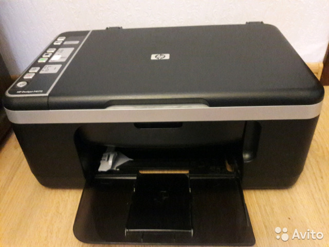 HP DESKJET F4100 SCANNER DRIVERS (2019)