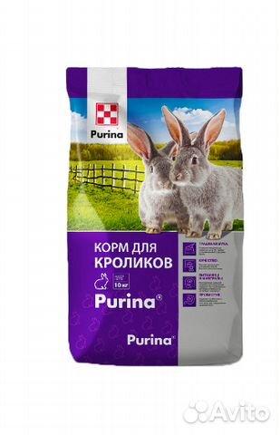 Комбикорм для кроликов Пурина 89600500561 купить 1