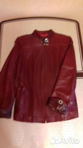 Куртка из натуральной кожи женская 89646768490 купить 2
