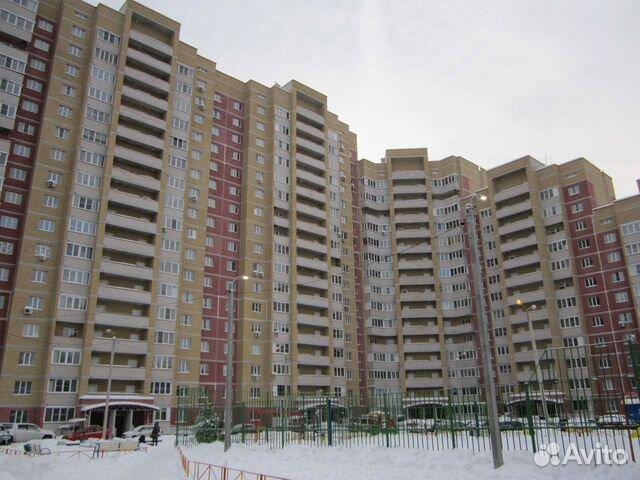 Продается двухкомнатная квартира за 3 990 000 рублей. Чехов, Молодежная, 6А.