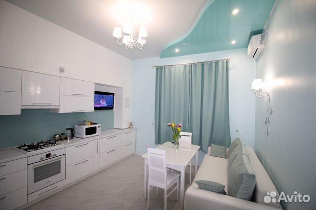Продается двухкомнатная квартира за 6 000 000 рублей. Геленджик, Краснодарский край, Прасковеевская улица, 21.