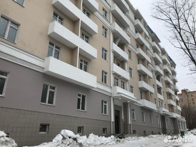 Продается двухкомнатная квартира за 11 100 000 рублей. г Москва, ул Нагорная, д 7 к 1.