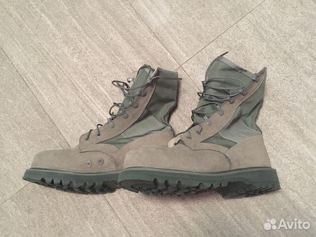 f272eca0f Армейские ботинки McRae 5184 HW sage green купить в Москве на Avito ...
