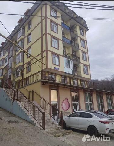 Продается однокомнатная квартира за 3 300 000 рублей. Краснодарский край, г Сочи, село Раздольное, ул Следопытов, д 9/11.