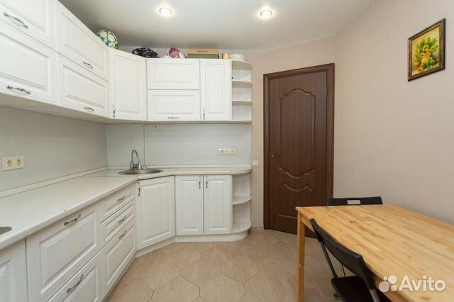 Продается двухкомнатная квартира за 3 450 000 рублей. г Казань, ул Моторная, д 31А.