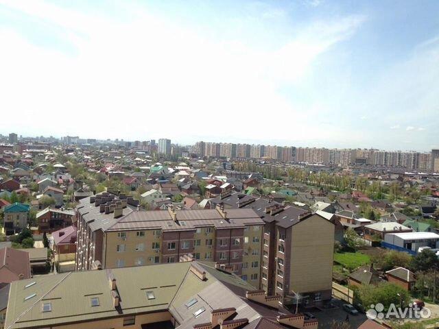Продается двухкомнатная квартира за 3 850 000 рублей. г Краснодар, Ленинский пер, д 20/1 к 10.