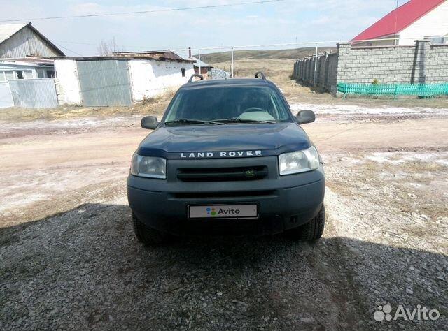 Купить Land Rover Freelander пробег 200 000.00 км 2001 год выпуска
