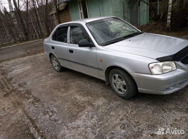 Купить Hyundai Accent пробег 160 000.00 км 2007 год выпуска