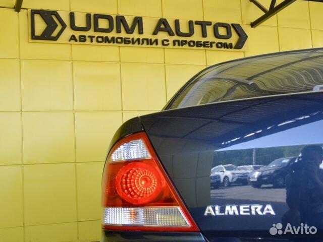 Купить Nissan Almera пробег 106 500.00 км 2006 год выпуска
