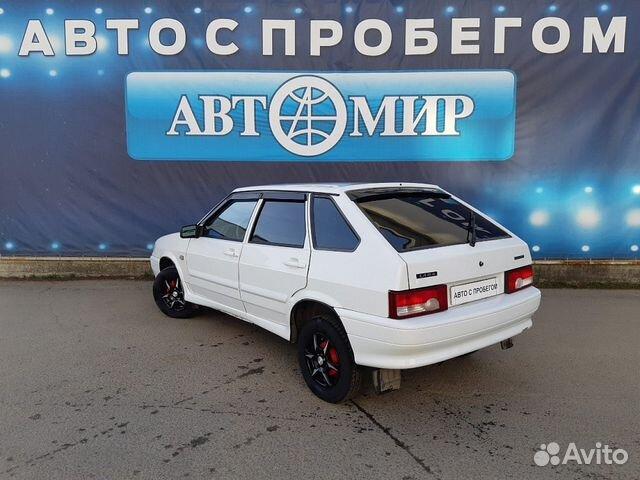 Купить ВАЗ (LADA) 2114 Samara пробег 120 000.00 км 2013 год выпуска