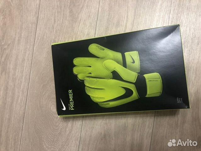 444a4e2d Продаю перчатки вратарские nike GK premier купить в Москве на Avito ...