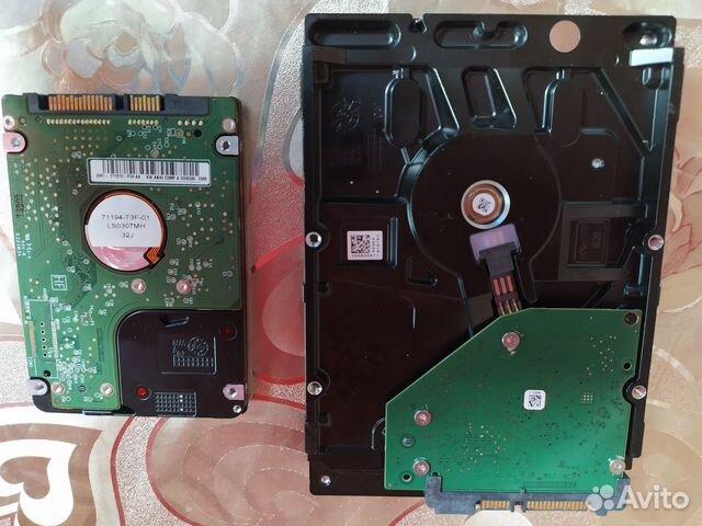 Комплект, мать+проц+видео-карта+оператива+HDD 2 шт купить 6