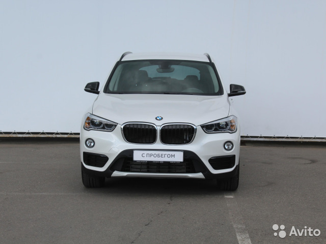 Купить BMW X1 пробег 22 500.00 км 2018 год выпуска