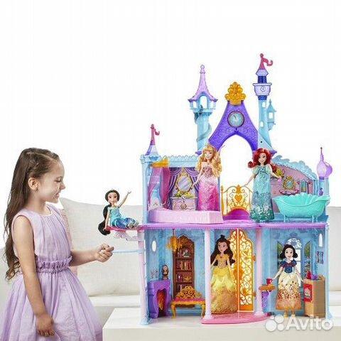 Disney Princess дворец для барби B8311  89062132153 купить 6