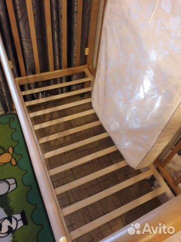 Кровать детская с матрасиком 89277353284 купить 5