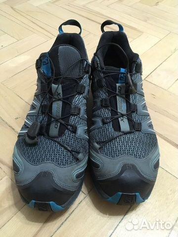 db6c9adc6260 Треккинговые кроссовки Salomon XA Pro 3D