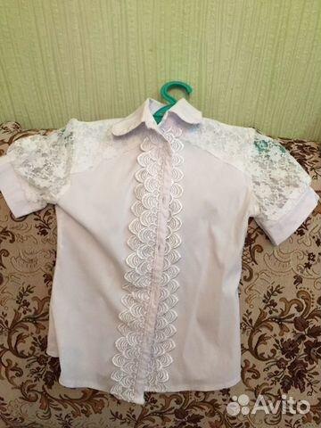 Блузка для девочки 89003217621 купить 1