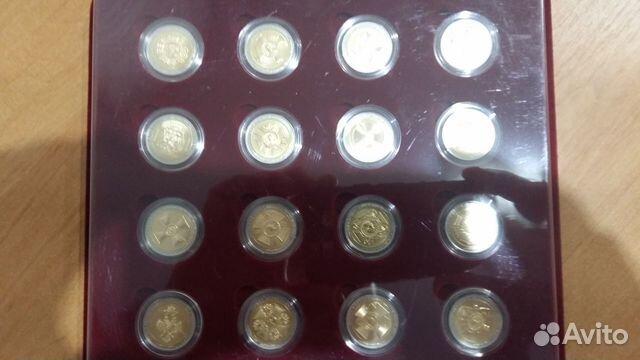 Набор российские ордена биметаллические монеты 89275463224 купить 1
