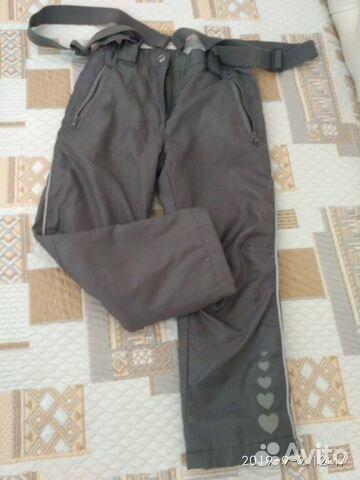 Куртка + брюки для девочек, р116