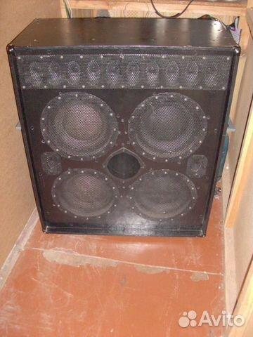 Басовый кабинет для гитарных усилителей  89203553150 купить 1