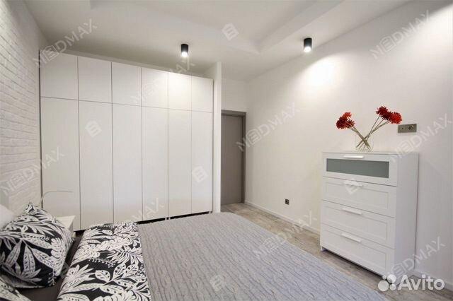 2-к квартира, 55 м², 2/10 эт.  88124263793 купить 3