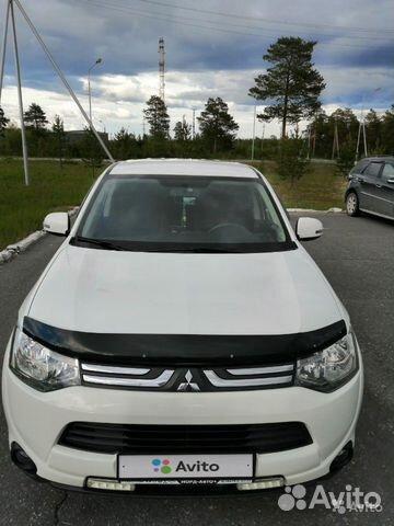 Mitsubishi Outlander, 2012  89120714352 купить 3