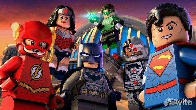 84942303606  Лего Знаменитые супергерои теперь в конструкторах