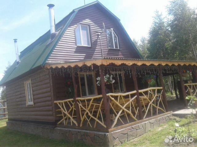Дом 190 м² на участке 100 сот.