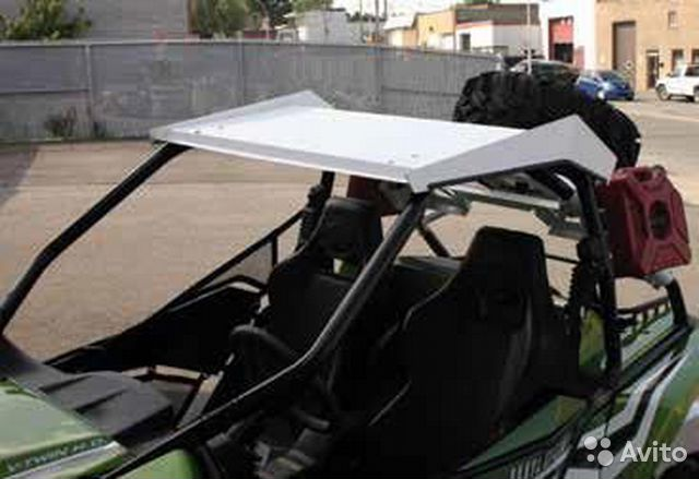 "Крыша ""quadrax"" arctic CAT wildcat roof, black— фотография №1"