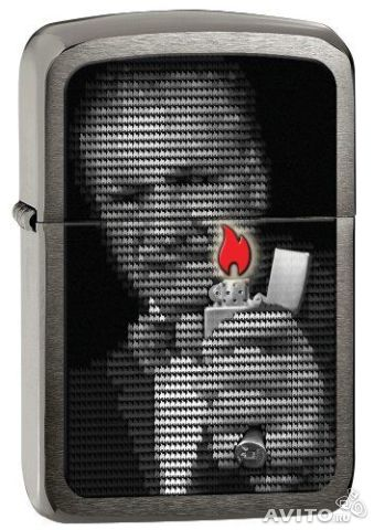 "Zippo Оригинал made in USA ""Founder""s""— фотография №1"