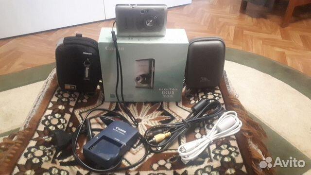 Canon digital ixus 100 IS 89785756073 купить 4