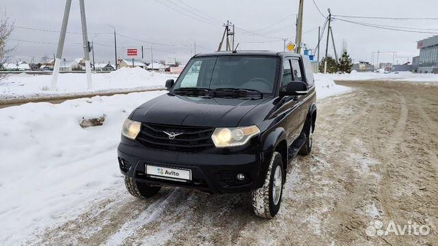 УАЗ Pickup, 2016 купить 2