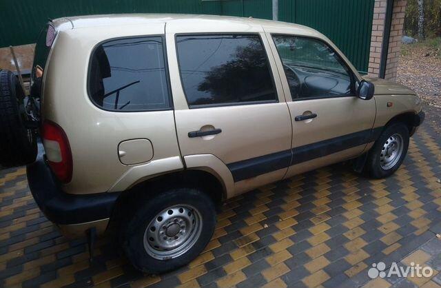 Chevrolet Niva, 2004 89066895819 купить 3