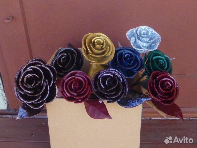 Кованные изделия Розы 89913784997 купить 10