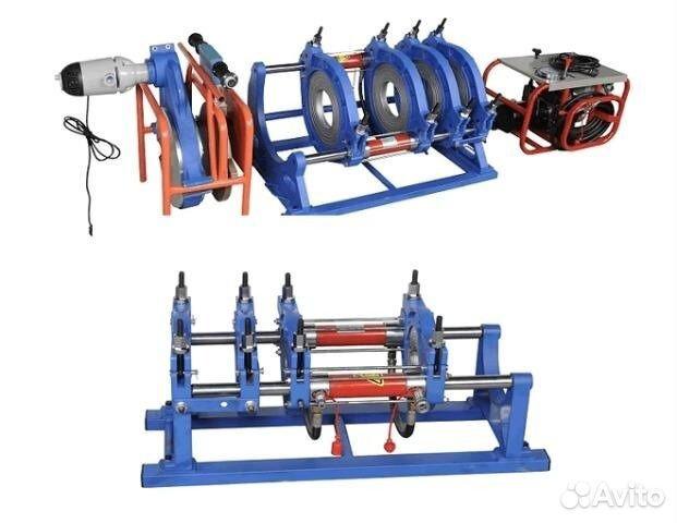 Аппарат для стыковой сварки пнд труб KDC63-315-4 88612051569 купить 4