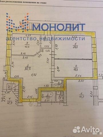 Нежилое помещение 83.8 кв.м. на пл. Максима Горько