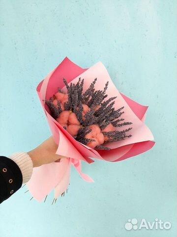 Цветы с бесконтактной доставкой Волгоград