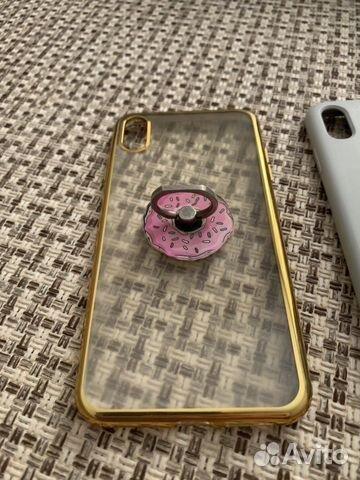 Чехлы для iPhone XS Max 89528043628 купить 2