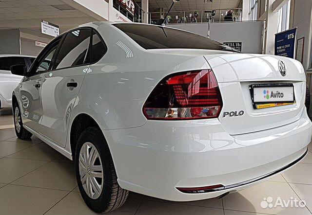 Volkswagen Polo, 2020 88172706306 купить 5