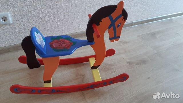 Качалка лошадь 89822474868 купить 1