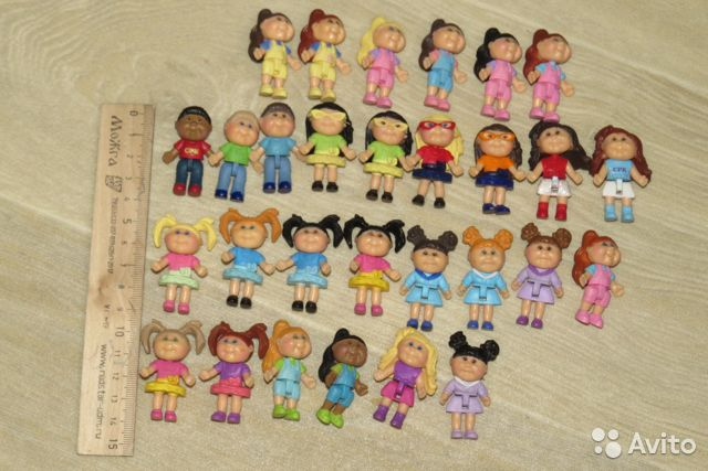 Коллекционные куклы Cabbage Patch купить 1