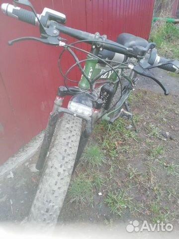 Электро велосипед (фетбайк) 89195905424 купить 5