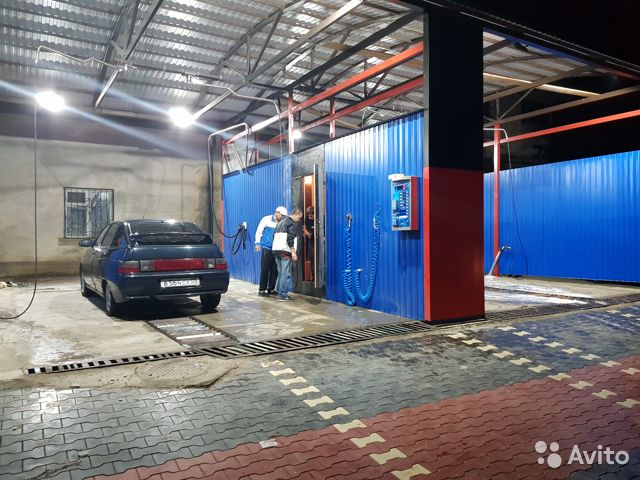 Carwash self-service 89896543300 buy 6