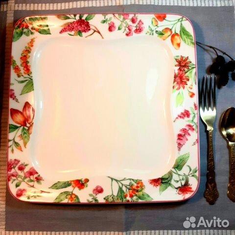 Villeroy & boch,фарфор, набор тарелок,Германия 89042712487 купить 2