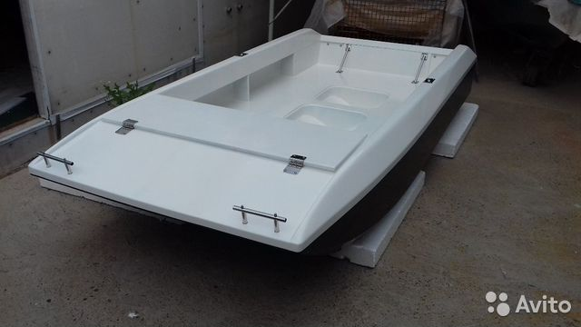Лодка стеклопластик