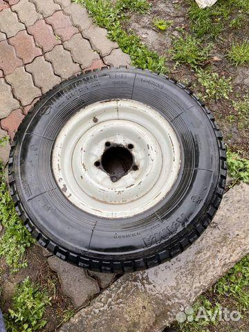 Колеса на УАЗ  купить 1