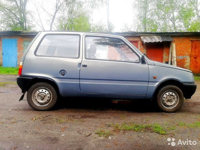 ВАЗ 1111 Ока, 2003 89038705833 купить 9