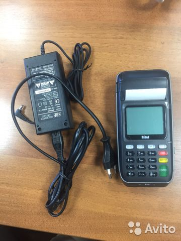 POS-терминал Bitel IC 5100 89648382707 купить 1