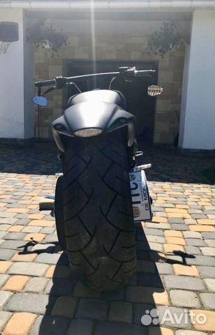 Мотоцикл Yamaha Warrior