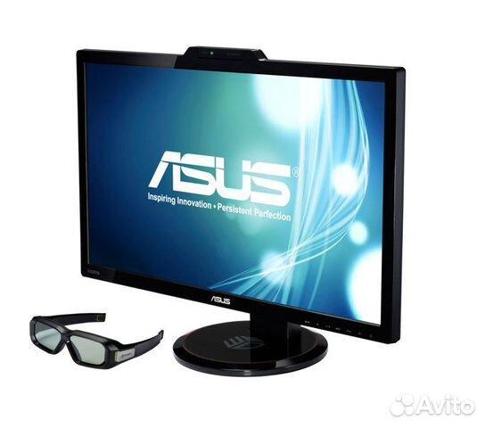 Монитор asus VG278H и очки 3D Vision 2 купить 1